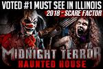 Midnight Terror Haunted House
