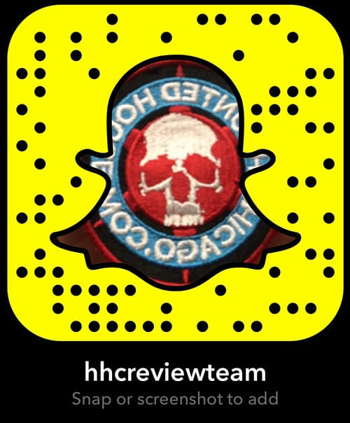 Follow the HauntedHouseChicago.com Review Team on Snapchat!