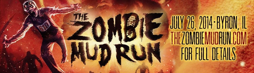 The Zombie Mud Run