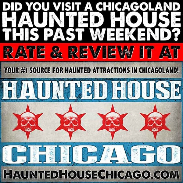 Rate and Review Chicago Haunted Houses