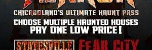 Twice the Terror Haunt Pass 2014