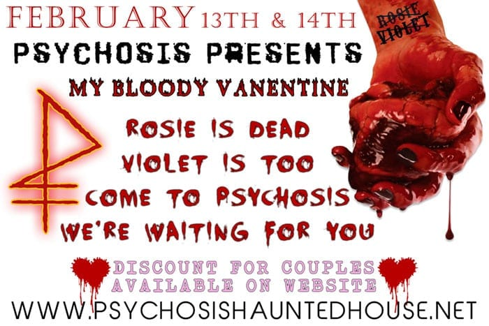 Psychosis presents My Bloody Valentine