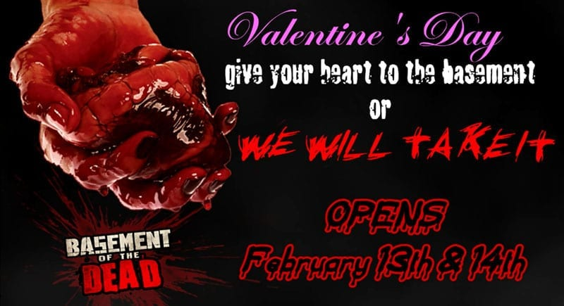 Valentines Day at Basement of the Dead