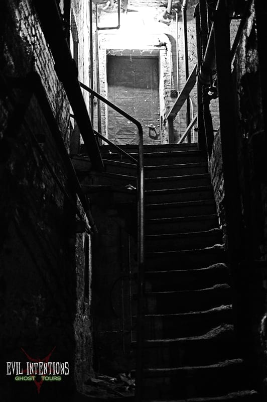 Evil Intentions Ghost Tours