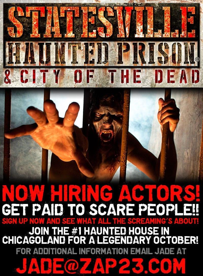 Statesville Haunted House