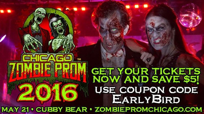 Chicago Zombie Prom