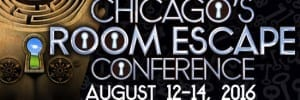 Chicago's Room Escape Conference