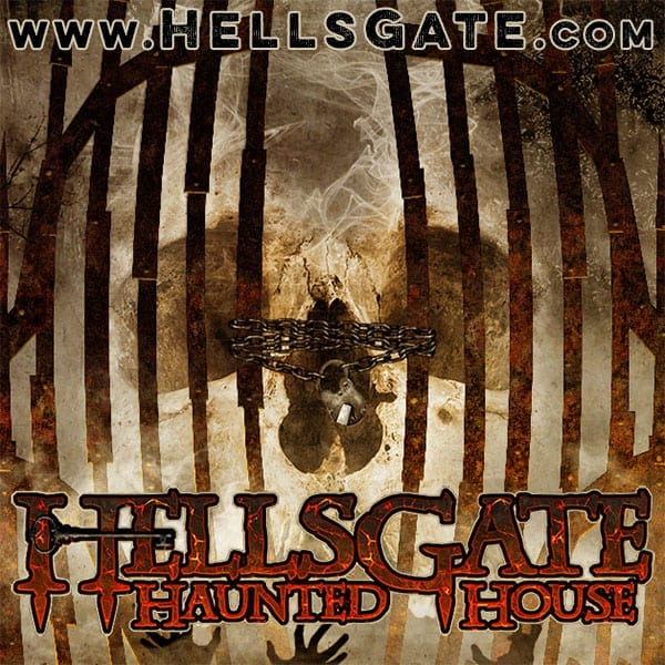 Cheap Haunted Houses Chicago Il: HellsGate Haunted House