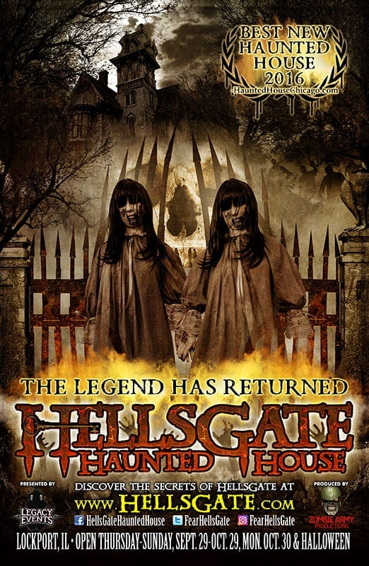 Best Haunted Houses In Illinois 2020 HellsGate Haunted House   Haunted Houses Chicago