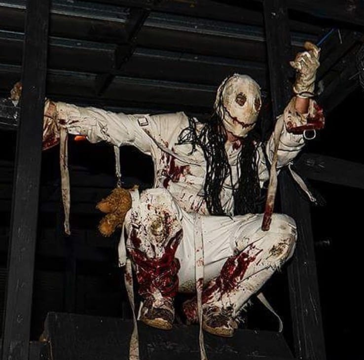 Haunted Places In Las Vegas 2014: Statesville Haunted Prison® And City Of The Dead Haunted