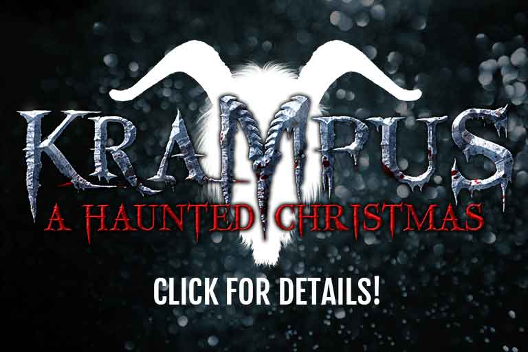 KRAMPUS: A Haunted Christmas at the