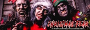 Christmas Fear at Midnight Terror Haunted House