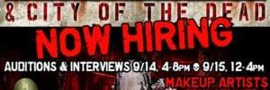 Statesville Haunted Prison - Now Hiring