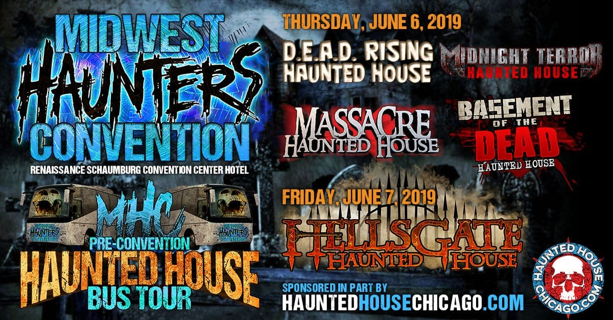 Midwest Haunters Convention 2019 Haunt Tours
