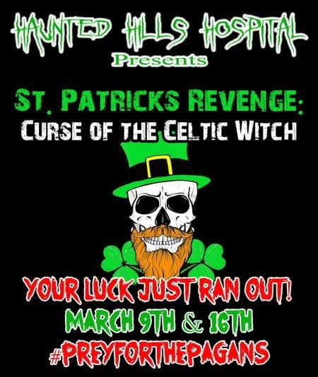 St. Patrick's Revenge: Curse of the Celtic Witch